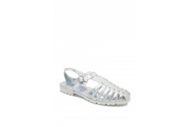 Womens Dolce Vita Shoes - Dolce Vita Dantri Hologram Sandals