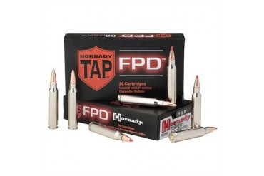 Hornady Rifle Tap Ammunition - Hornady Tap Fpd 308 Win 168 Gr 20/Box