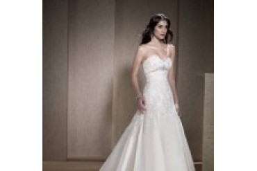 Kenneth Winston Wedding Dresses - Style 1497