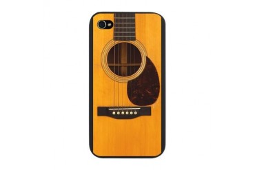Acoustic Guitar iPhone Snap Case
