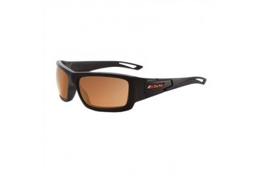Ess - Credence Sunglasses - Credence Black Frame/Mirrored Copper Lens