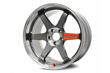 Volk Racing Pressed Graphite TE37SL wheel Set 18x10.5 22mm 5x114.3 EVO XSTI