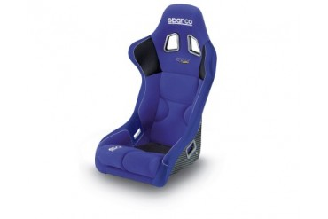 Sparco Blue EVO Competition Racing Seat wCarbon Fiber Shell