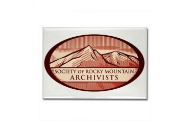 SRMA Logo Rectangle Magnet by CafePress