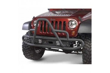 Olympic 4x4 Products BOA Front Winch Bumper in Textured Black 272-174 Front Bumpers