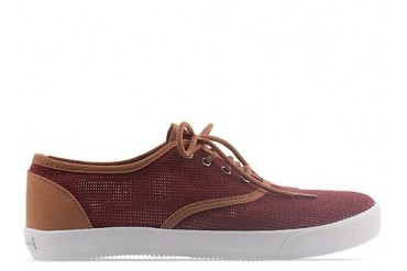 Generic Surplus Borstal Mesh Mens in Oxblood size 7.0