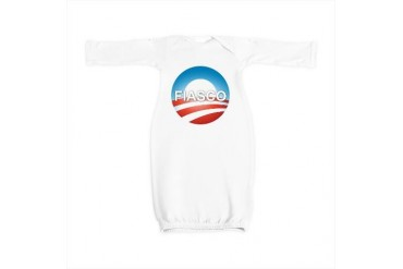 Nobama 2012 Obama Baby Gown by CafePress
