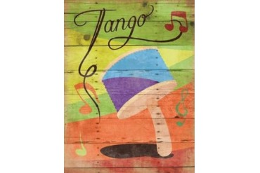 Tango II Poster Print by Jace Grey (18 x 24)