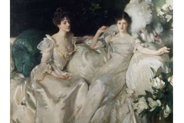 The Wyndham Sisters Poster Print by John Singer Sargent (22 x 28)