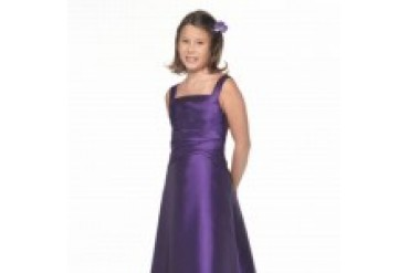 Bella Junior Bridesmaid Dresses - Style JM4316
