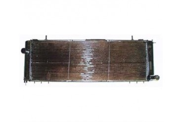 Crown Automotive Replacement Radiator for 4.0L 6 Cylinder Engine with Automatic Transmission 52028133 Radiator