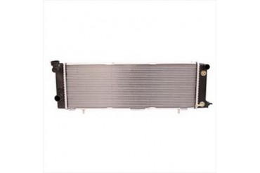 Omix-Ada Replacement 2 Row Radiator for 4.0L 6 Cylinder Engine with Automatic Transmission 17101.34 Radiator