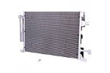 2010-2013 Ford Mustang A/C Condenser Kool Vue Ford A/C Condenser KVAC3791