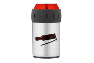 RythmStick070112.png Thermos Can Cooler Music Thermosreg; Can Cooler by CafePress