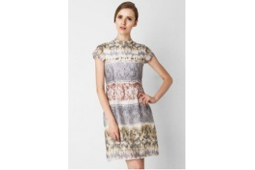 Bateeq Mini Dress Batik Shanghai