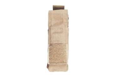 Single Pistol 9mm Magazine Pouches - Single Pistol 9mm Magazine Pouch Coyote