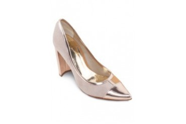 Satryani by Shoeville Pointed Toe Pumps