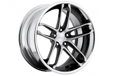 Niche Wheels 3-Piece Series A230 Monaco 24 Inch Wheel