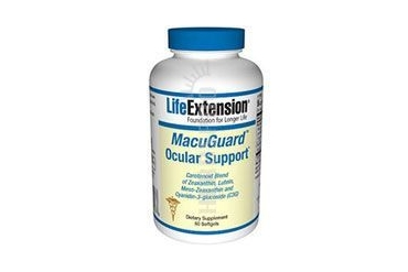 Super Zeaxanthin with Macuguard and C3G 60 Sgels