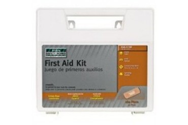 Msa Safety Works 10049585 First Aid Kit, 160-Piece