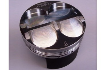 Wossner 3.2L 87mm 12.31 Pistons BMW M3 E36 Euro 96-99