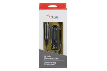 Fuse 09033 Car Universal Fm Transmitter For Mp3 Ipod