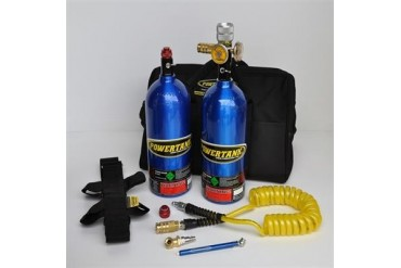 Power Tank 2.5lb. Power Shot Sidearm Package B  PS02-4150-CB Compressed Air System