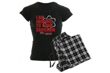 The Big Bang Theory Women's Dark Pajamas