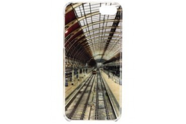 Train Station Iphone 5 Case