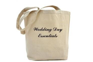 Wedding Day Essentials Sex / relationships Tote Bag by CafePress