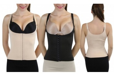 Womens Semi-Rubber High-Compression Midsection Shaper