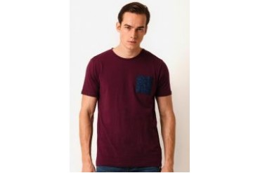 Selected Pred SS O Neck T-shirt