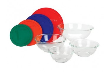 Pyrex 1086053 Pyrex 8 Pc Bowl Set