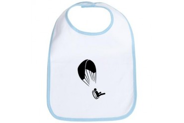 Paramotoring Sports Bib by CafePress