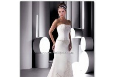 Davinci Quick Delivery Wedding Dresses - Style 8272