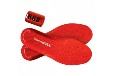 Rechargeable Heated Insole by ThermaCell