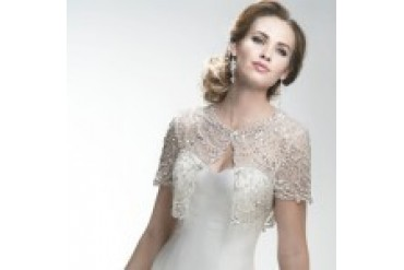 Maggie Sottero Wedding Jackets - Style JK4MS041