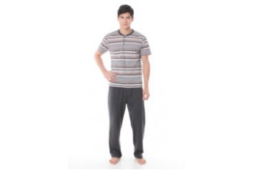 Puritan Knitted Long PJ Set Loungewear