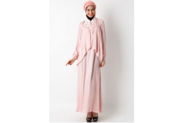 Sofie Design Gamis Bordir Payet Salem