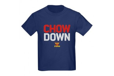 Chow Down Kids Dark T-Shirt