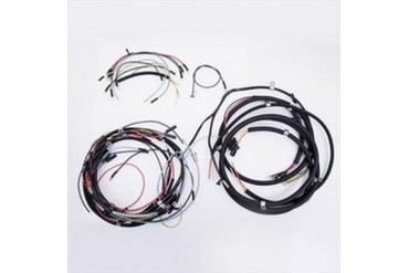 Omix-Ada Cloth Wiring Harness  17201.04 Chassis Wire Harness