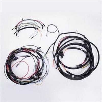 omix ada cloth wiring harness 17201 04 chassis wire harness price rh anyprices com