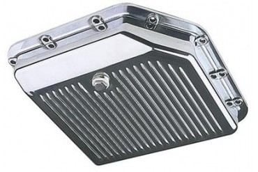 Trans-Dapt GM Turbo 350 Aluminum Transmission Pan By Trans Dapt 8896 Transmission Pan