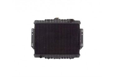 Vista-Pro Replacement 2 Core Radiator for 4.2L 6 Cylinder Engine with Automatic Transmission 433063 Radiator