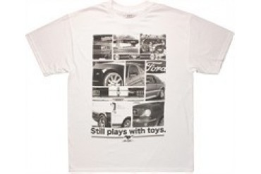 Ford Mustang Still Play With Toys T-Shirt