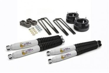Daystar 2 Inch Suspension Lift Kit with Scorpion Shocks KC09123BK Complete Suspension Systems and Lift Kits