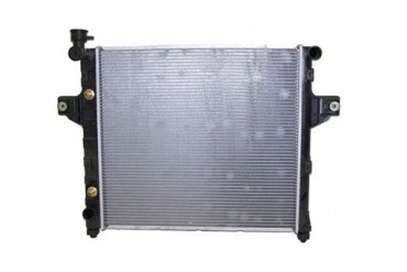 Crown Automotive Replacement Radiator for 4.0L 6 Cylinder Engine with Automatic Transmission 52079428AC Radiator