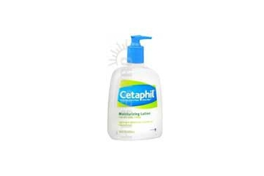 Cetaphil Moisturizing Lotion For All Skin Types Fragrance free 16 oz