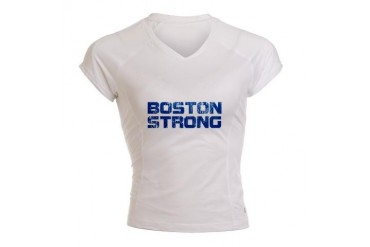 Boston Strong Peformance Dry T-Shirt