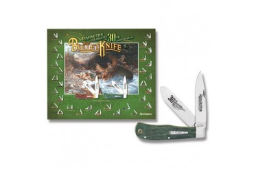 "Remington 2012 Bullet Knife and Poster ""Old Faithful"""